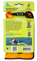 Aquapac - Герметичный чехол Stormproof VHF Case Orange