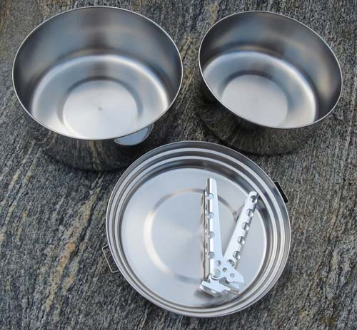 MSR Alpine 2 Pot Set