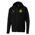 Puma - Куртка спортивная легкая BVB Casual Hoody