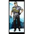 FOSSA - Стильная футболка PIXEL