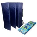 Терра - Современный складной коврик-гармошка сложений 9 Лайт 180х50х1 см