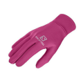 Salomon - Перчатки эластичные зимние Gloves Agile Warm Glove U