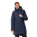 Jack Wolfskin — Утеплённая женская куртка Monterey bay coat
