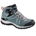 Salomon - Ботинки треккинговые удобные Shoes Ellipse 2 Mid LTR GTX W