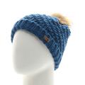Roxy - Стильная шапка с помпоном