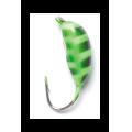 Lucky John - Мормышка с полимерным покрытием упаковка 5 штук Банан рижский крашеная 040 мм