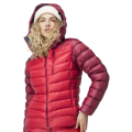 Norrona - Женский пуховик для катания на лыжах Lyngen Down 850 Hood