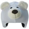 Coolcasc - Нашлемник защитный 005 Polar Bear