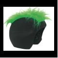 Coolcasc - Чехол на шлем тянущейся S074 Furry green