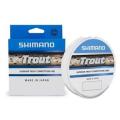 Shimano - Леска с защитой от ультрафиолета Trout 150м
