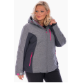 Whsroma - Куртка горнолыжная для крупных женщин