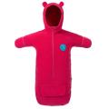 Red Fox — Флисовый конверт для новорожденных Teddy Bear