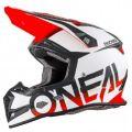 Oneal - Яркий кроссовый шлем 5Series Blocker