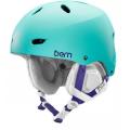 Bern - Легкий женский шлем Snow Brighton EPS