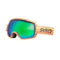 Shred - Маска фирменная яркая Stupefy Woody CBL/Plasma