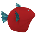 Coolcasc - Нашлемник защитный 040 Fish
