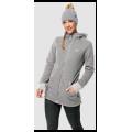 Jack Wolfskin - Флисовая куртка Patan long jacket w