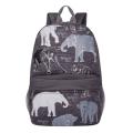 Grizzly - Стильный рюкзак с принтом 14
