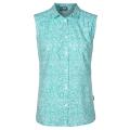 Jack Wolfskin - Рубашка с коротким рукавом женская Wahia Print Sleeveless Shirt W