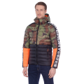 Superdry - Современная мужская куртка New Colour Block Fuji Jacket
