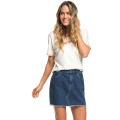 Roxy - Стильная джинсовая юбка Icon