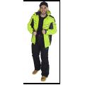 Snow Headquarter - Износостойкий мужской костюм А-8722