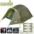 Norfin - Палатка 3-х местная ZIEGE 3 NC