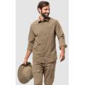 Jack Wolfskin - Стильная рубашка Lakeside Roll-up Shirt M