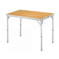 King Camp - Бамбуковый стол 3936 Bamboo table S