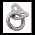 Венто — Шлямбурное ухо с кольцом д.10мм оцинковка