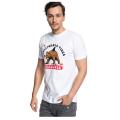 Quiksilver - Прикольная футболка для мужчин Bear Shark