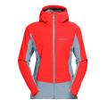 Norrona - Куртка-софтшелл стильная Falketind Windstopper Hybrid