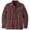 Patagonia - Мужская утепленная рубашка Insulated Fjord Flannel