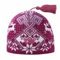 Kama - Детская шапка с кисточкой 2017-18 BW17 pink