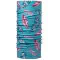 Buff – Яркая детская бандана-шарф Original Junior Feathers Pool