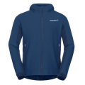 Norrona - Софтшел-куртка для мужчин Bitihorn Windstopper Zip-Hood