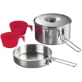 Ferrino - Набор посуды для пикника Popote Duo Inox