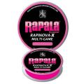 Rapala - Шнур плетеный для катушки Rapinova-X Multi Game