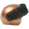 Coolcasc - Нашлемник с меховой опушкой E003 Bronze
