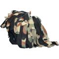 Coolcasc - Нашлемник камуфлированный S059 Camouflage Rastafarian