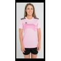 Adidas - Красивая женская футболка Campeon19 JSY W