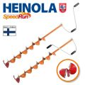 Heinola - Ледобур ручной SpeedRun CLASSIC