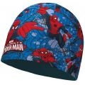 Buff - Шапка стильная Superheroes Junior Microfiber Polar Hat Buff Warrior Blue