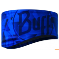 Buff - Многофункциональная повязка Windproof Headband Tip Logo Blue