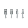 Alexika — Наконечник для алюминиевых дуг в комплекте 20 штук  грибовидный
