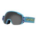 Shred - Маска со сферической линзой Smartefy Tritris Stealth