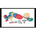 Tramp - Удобный набор посуды из пластика на 4 персоны