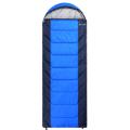 Trek Planet - Удобный спальник-кокон с левой молнией Lugano Comfort (комфорт +6)