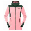 Norrona - Флисовая куртка для женщин Falketind Warm1 Stretch Zip Hoodie