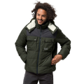 Jack Wolfskin - Пуховик утепленный High range jacket